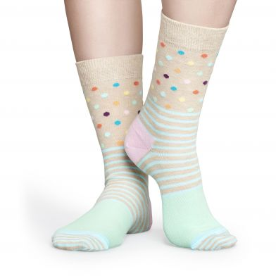 Happy Socks Stripes & Dots Sock
