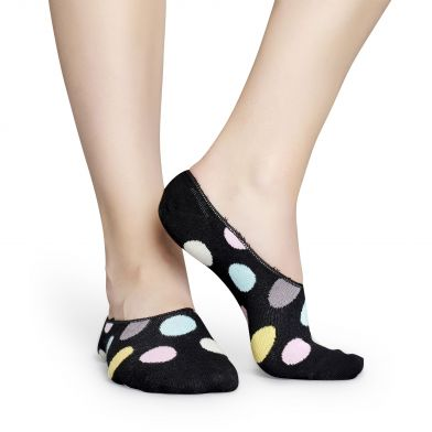 Happy Socks Big Dot Liner Sock