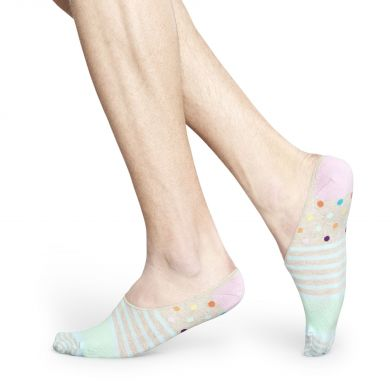 Happy Socks Stripes & Dots Liner Sock