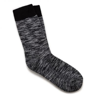 Birkenstock Cotton Multi Ladies Grey Sock