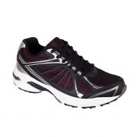 Scholl New Sprinter Black/Wine Sneakers