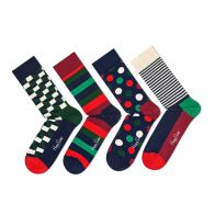 Happy Socks Holiday 4-p