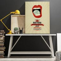 """Poster """"Mouth"""" 40x50 cm"""